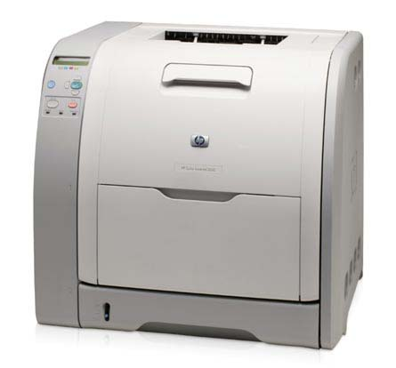 Hp color laserjet 3500 printer